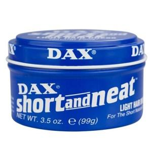 Dax Short & Neat Light Hair Dress 99g