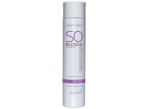 Salon Only Blonde Shampoo 300ml