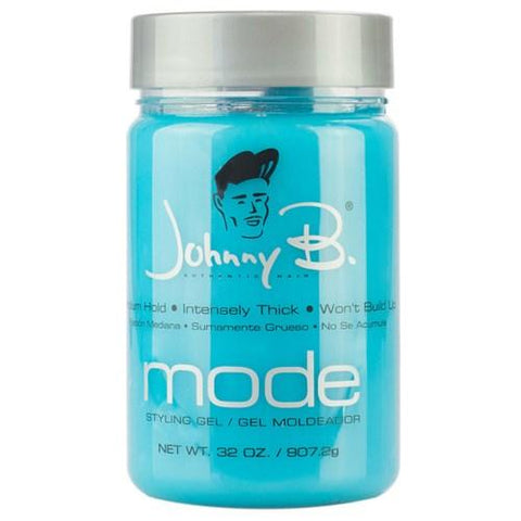 Johnny B Mode Styling Hair Gel 907g