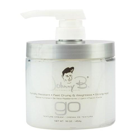 Johnny B Go Texture Hair Cream 454g