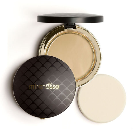 Mirenesse 4 in 1 Skin Clone Mineral Powder Foundation SPF 15 25. Bronze 13g