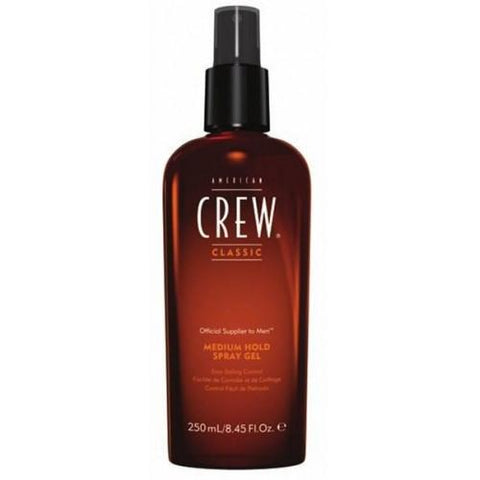 American Crew Medium Hold Spray Gel 250ml - 19.99