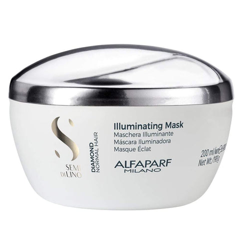 Alfaparf Milano Semi Di Lino Diamond Illuminating Mask 200ml