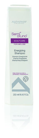 Alfaparf Milano Semi Di Lino Scalp Care Energizing Shampoo 250ml