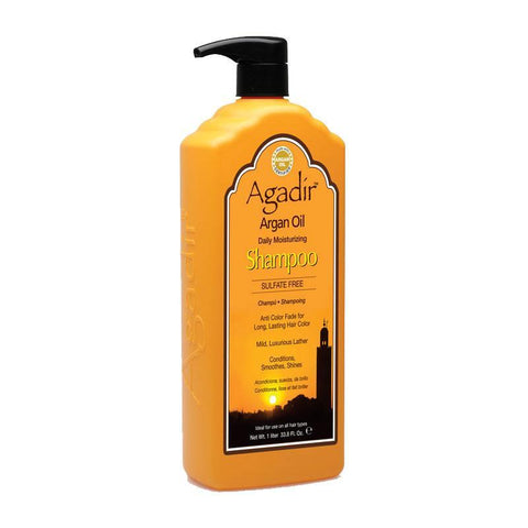 Agadir Argan Oil Daily Moisturizing Shampoo 1000ml