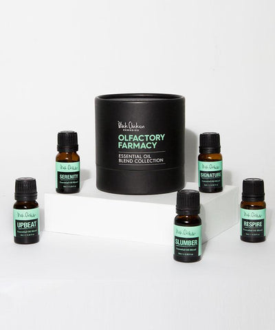 Black Chicken Remedies Olfactory Farmacy - Essential Oil Blend Collection