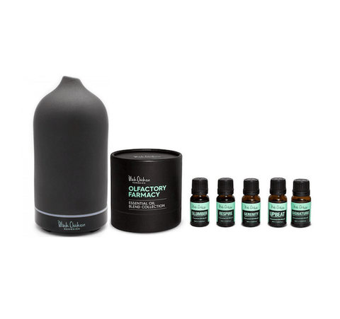 Black Chicken Remedies Skypipe Essential Oil Diffuser + Blend Collection