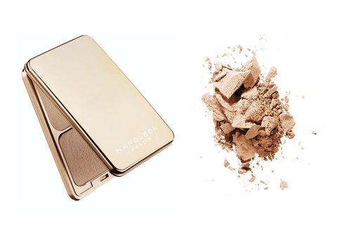Napoleon Perdis Camera Finish Powder Foundation Gold Sand G4