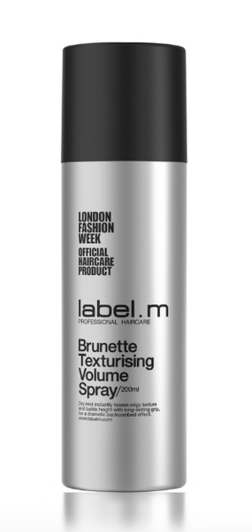 label m Brunette Texturising Volume Spray 200ml