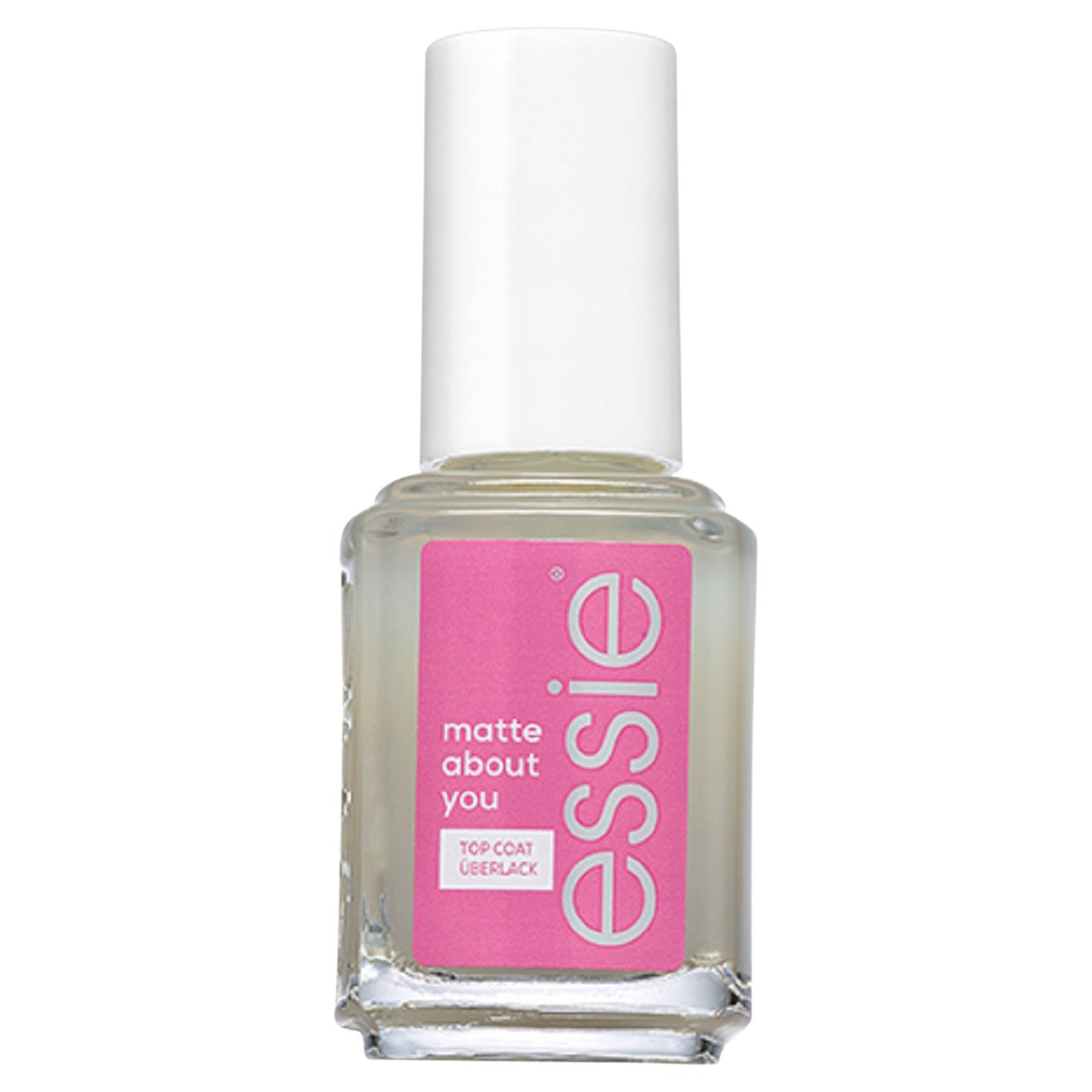Essie Nail Care Matte About You Top Coat 13.5ml product shot