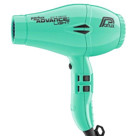 Parlux Advance Light Ceramic and Ionic Hair Dryer - Aqua - 219.99