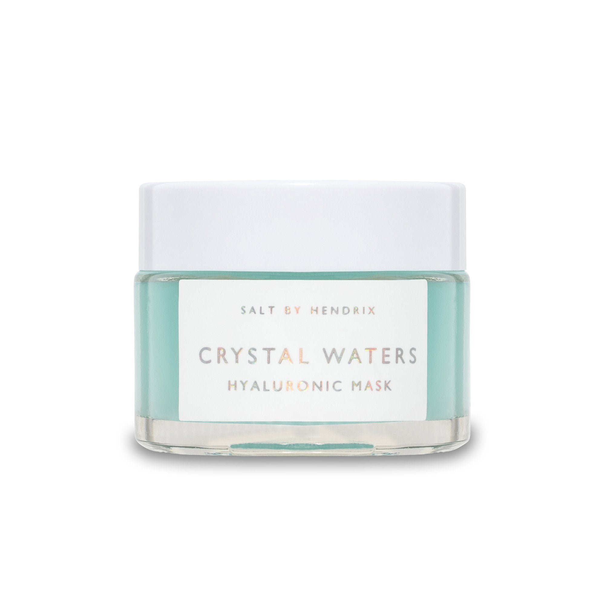 Salt by Hendrix Crystal Waters Face Mask 40ml product shot