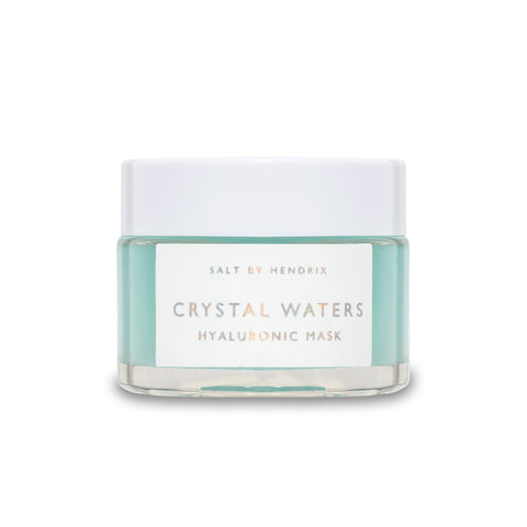 Salt by Hendrix Crystal Waters Face Mask 40ml