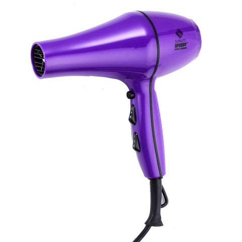 Speedy Supalite Professional Hairdryer - Purple