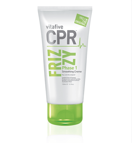 Vitafive CPR Frizzy Phase 1 Smoothing Creme 150ml - 16.95