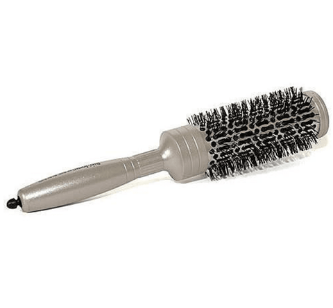 Bio Ionic Silver Classic Ionic Conditioning Brush -Medium 1.25