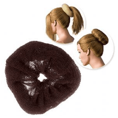 Dress Me Up Regular Brown Hair Donut - Extra Large