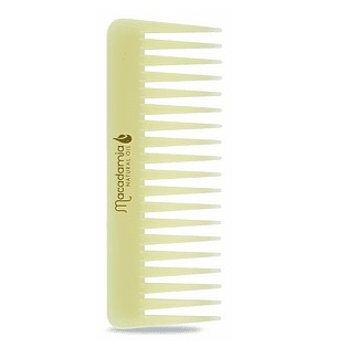 Macadamia Natural Oil Luxurious Oil Infused Comb - 6.49