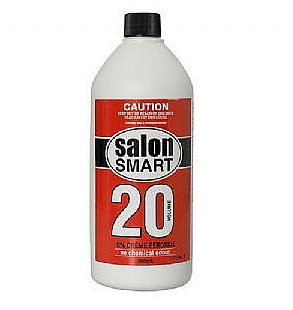 Salon Smart 20 Volume Peroxide - 990 mL - 10.99
