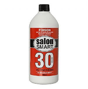 Salon Smart 30 Volume Peroxide - 990 mL - 10.99