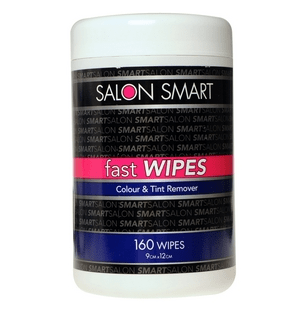 Salon Smart Fast Wipes Colour and Tint remover. 160pk - 20.99