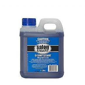 Salon Smart Hospital Grade Disinfectant - 1 Litre - 18.5