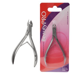 BeautyPRO Acrylic Nipper - 1/2 Jaw - 15.5