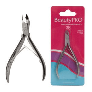 BeautyPRO Acrylic Nipper - 1/4 Jaw - 15.5