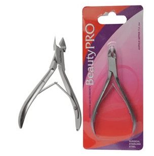 BeautyPRO Acrylic Nipper - Full Jaw - 15.5