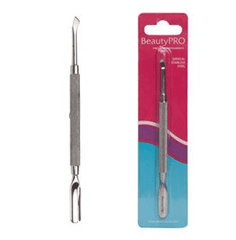 BeautyPRO Angled Cuticle Pusher