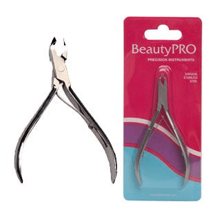 BeautyPRO Cuticle Nipper - 18.5