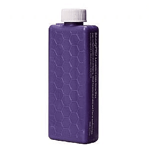 BeautyPRO Lavender Cr?'me Strip Wax - bottle - 3.5