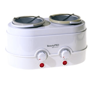 BeautyPRO Wax Expert Twin 1 Wax Heater - 110