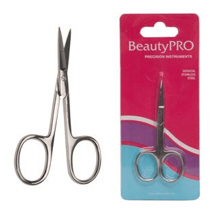BeautyPRO Straight Nail & Cuticle Scissors
