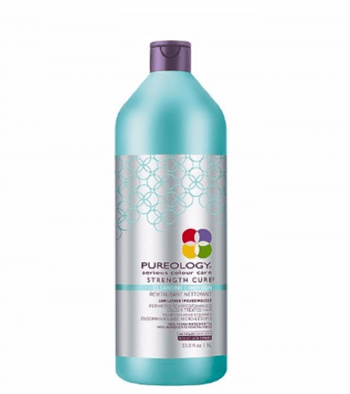 Pureology Strength Cure Cleansing Condition 1000ml