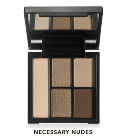 elf Clay Eyeshadow Palette Necessary Nudes 7.5g