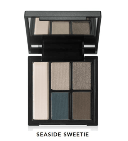 elf Clay Eyeshadow Palette Seaside Sweetie 7.5g