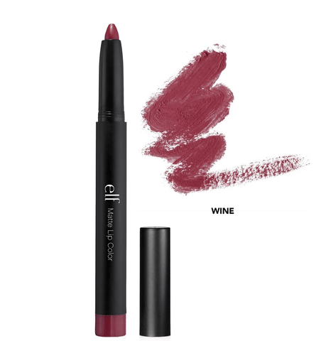 elf Matte Lip Color Wine 1.4g