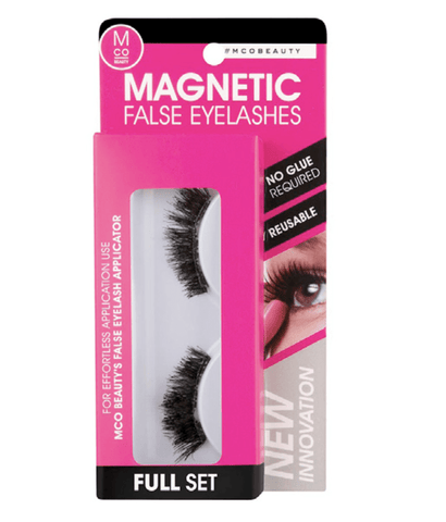 ModelCo Magnetic False Eyelashes Full Set