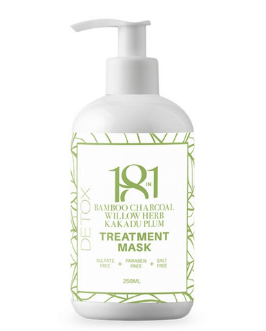 18 in 1 Detox Treatment Mask 250ml