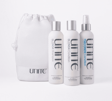 Unite Blonde Voyage BLONDA Trio Pack