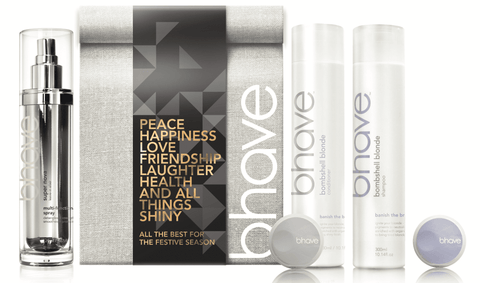 Bhave Bombshell Blonde Holiday Pack Blonde