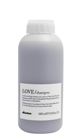 Davines LOVE Shampoo Smoothing 1000ml Pump Included