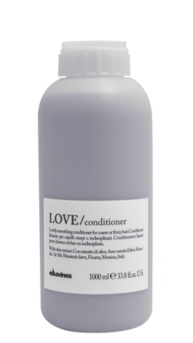 Davines LOVE Conditioner Smoothing 1000ml Pump Included