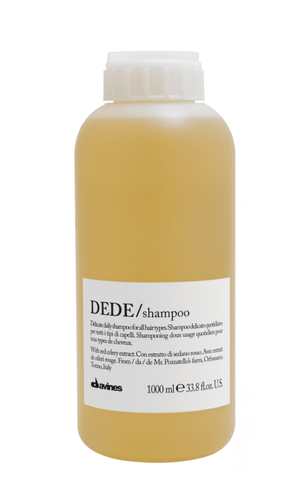 Davines DEDE Shampoo 1000ml Pump Included