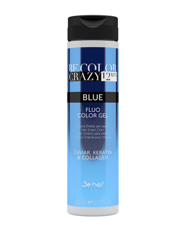 Be Hair Be Color Crazy 12 Min Blue 150ml