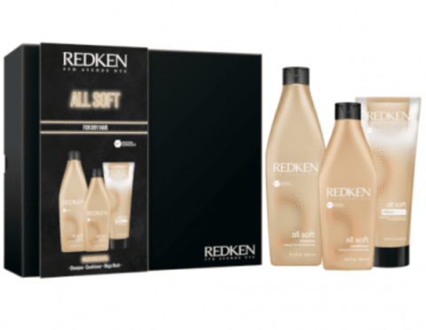 Redken All Soft Trio Pack