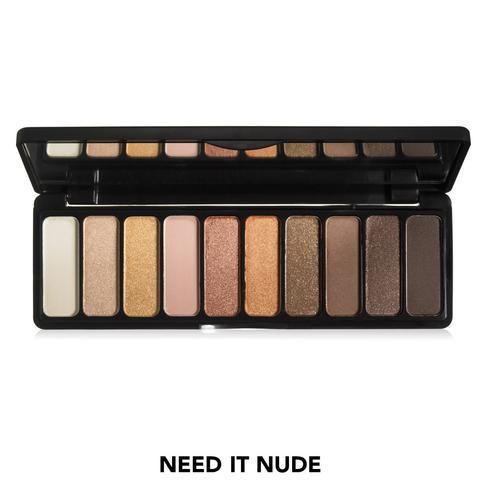 elf Need It Nude Eyeshadow Palette 14g