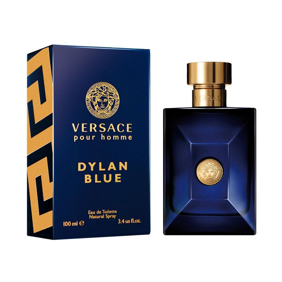 Versace Pour Homme Dylan Blue Eau De Toilette 100ml – Oz Hair   Beauty 9c53a12a5b2