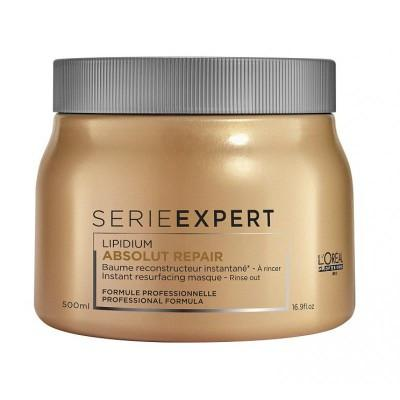 Loreal Professional Absolut Repair Lipidium Masque 500ml - Haircare ... ed566b85db